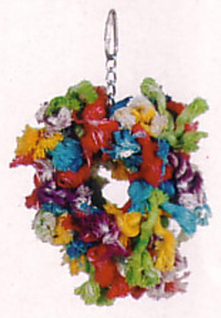 CAI 00380 Cotton Wreath S