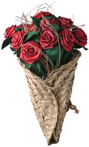 PLP 03217 Rose Bouquet S