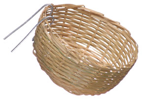 PRV 1153 Canary Dried Grass Nest