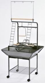 PRV 3181 Small Parrot Playpen Stand