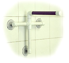SBC SB126 Fold Away Shower Perch - 9x7/8""
