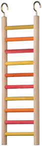 CAI 00278 Parakeet Ladder 12""