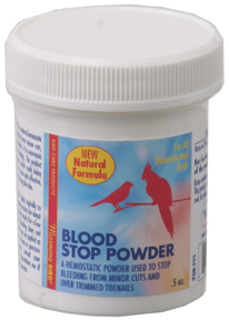 MOR 00090 Blood Stop Natural 5oz