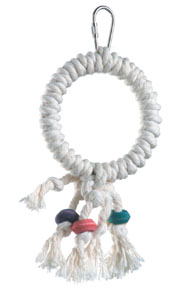 FUN 071 Cotton Ring Toy