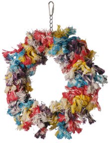 CAI 00379 Cotton Wreath M