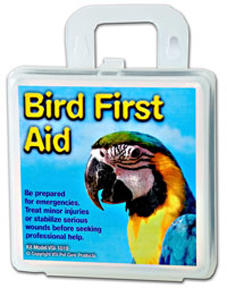 VSI 1019 Bird First Aid Kit - UPPSELT!
