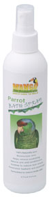 MGO 00552 Parrot Bath Spray - 8 oz