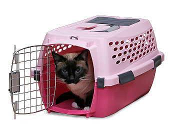 Vari Kennel Ultra - Pink - Small