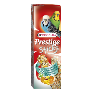 Prestige Sticks Budgie Exotic Fruit 60g