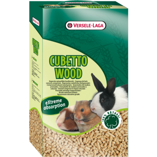 Cubetto Wood Pellets - 12L