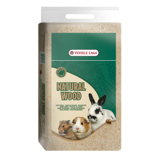 Natural Wood Chips - 4kg