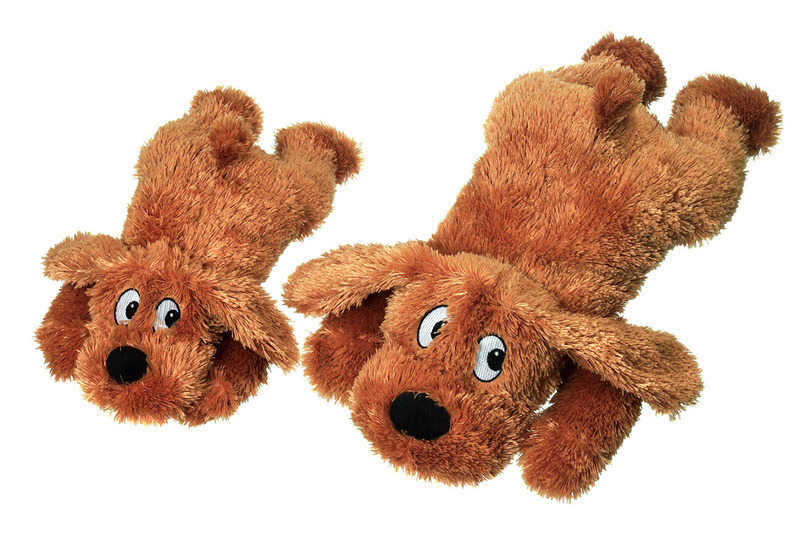 Plush Dog Stups Toy 30cm