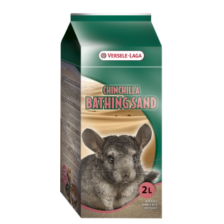 Chinchilla Bathing Sand - 2L