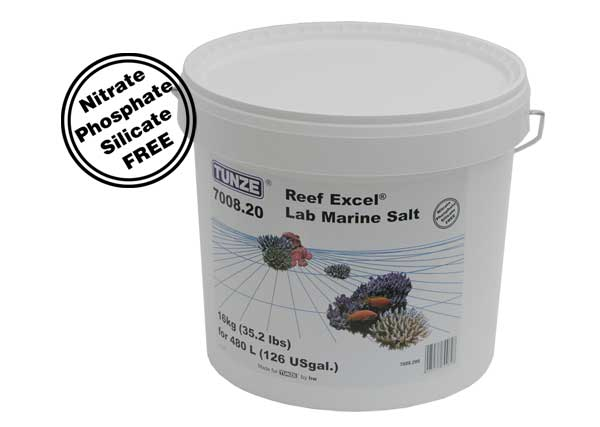 Reef Excel® Lab Marine Salt 16kg 7008