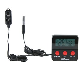 Reptiland® Digital Thermo/Hygrometer with Remote Sensor