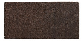 Reptiland® Black Cork Background - 100x50x2cm