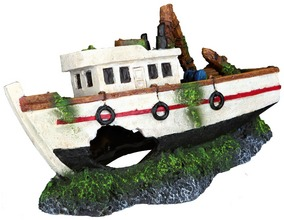 Decor Fishing Boat