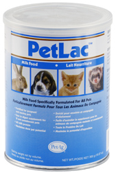 PetLac Milk Powder Small Animals - 300g - UPPSELT!