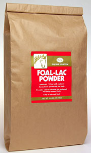 Foal-Lac Milk Powder - 18,2kg - UPPSELT!