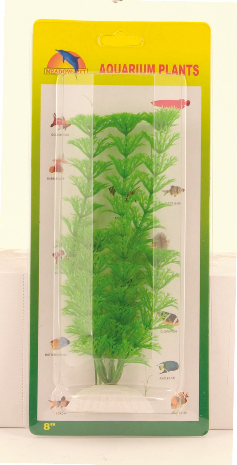 Plastic Plant Decor - Ambulia 20cm