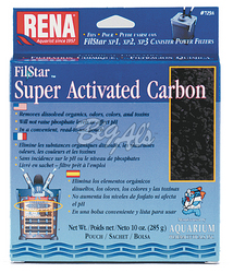 Chemical Filtration Activated Carbon 285g