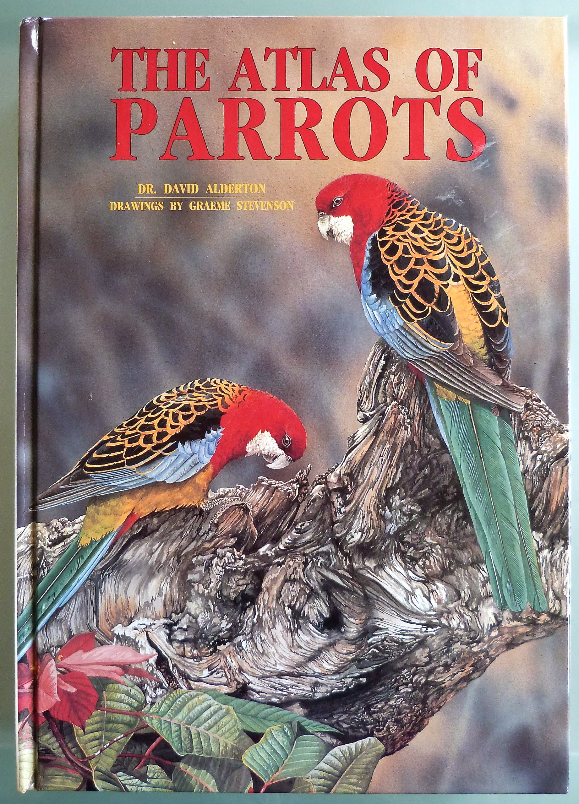 Atlas of Parrots