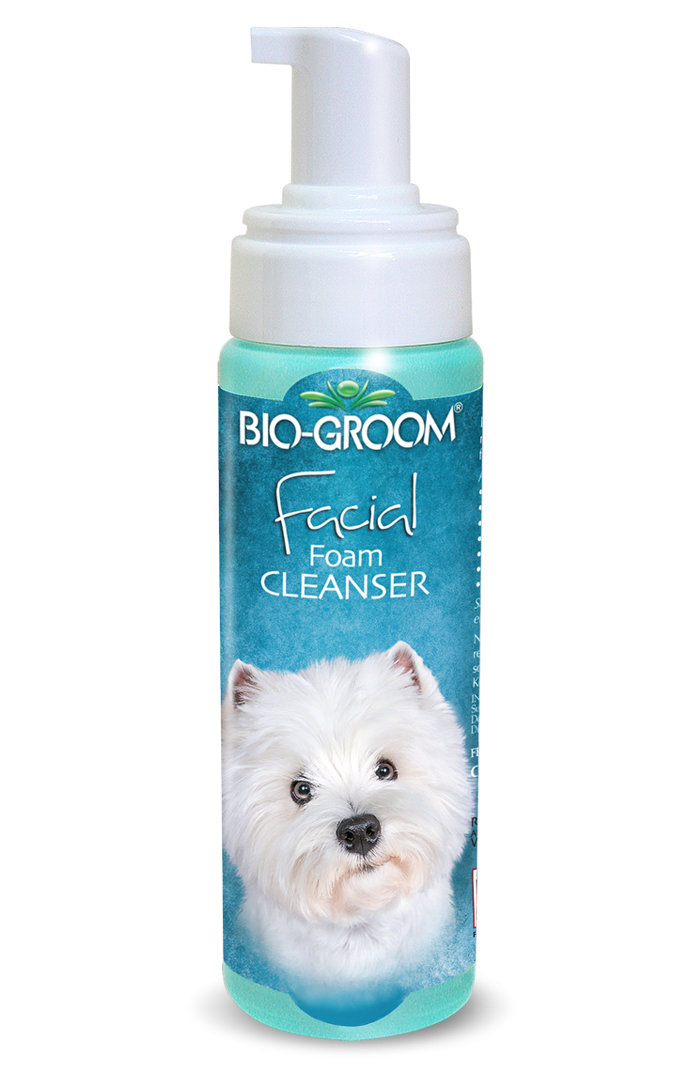 Bio-Groom Facial Foam Cleanser - 237ml