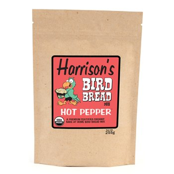 Harrison's Bread Mix Hot Pepper 255g