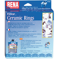 Biological Filtration Ceramic Rings 1.000ml