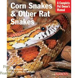 A Complete Pet Owner's Manual: Corn Snakes etc.