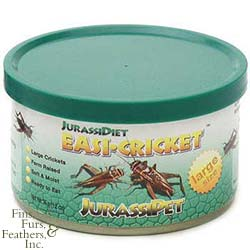 JurassiDiet EasiCricket Large 34g - UPPSELT!