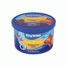 Goldfish Floating Food Sticks 35g