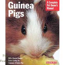 A Complete Pet Owner's Manual: Guinea Pigs