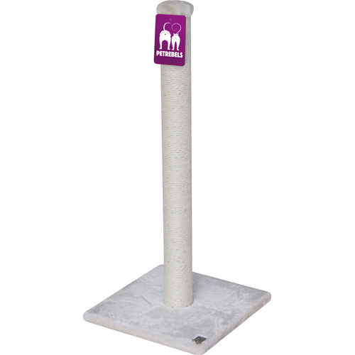Petrebels Maine Scratching Post - Cream
