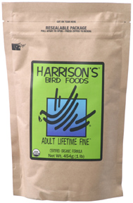 Harrison's Adult Lifetime Fine 454g