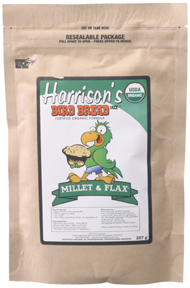 Harrison's Bread Mix Millet & Flax 255g