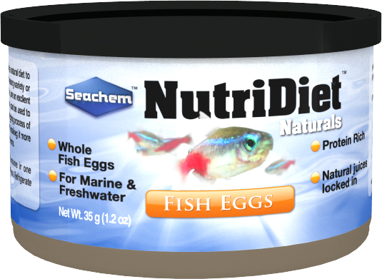 NutriDiet Meal Fish Eggs 34g