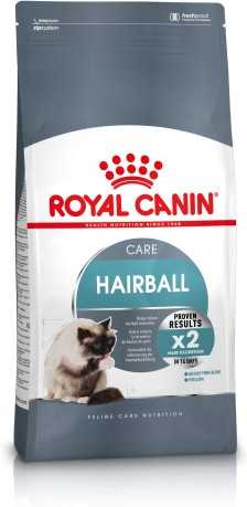 RC Hairball Care Dry Food 2kg