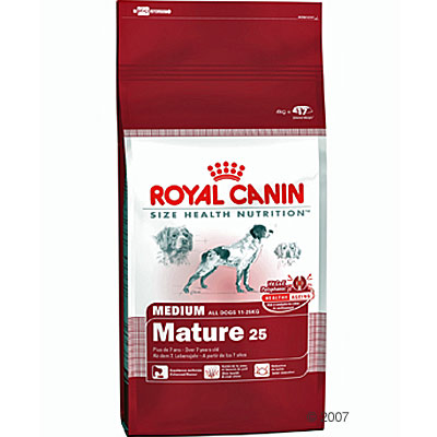 RC Medium Mature 25 - 15kg