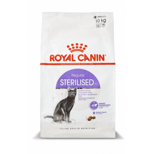 RC Sterilised Dry Food - 10kg