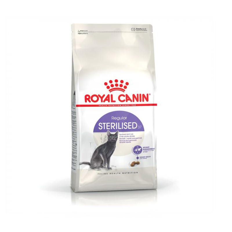 RC Sterilised Dry Food - 4kg