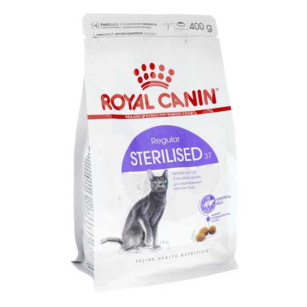 RC Sterilised Dry Food - 400g