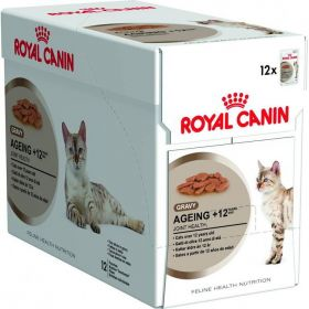 RC Ageing +12 Wet Food - 12x85g