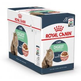 RC Digestive Sensitive Wet Food - 12x85g