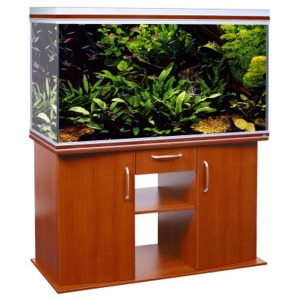 Aqualife 350 w/Cabinet Cherry - 440l