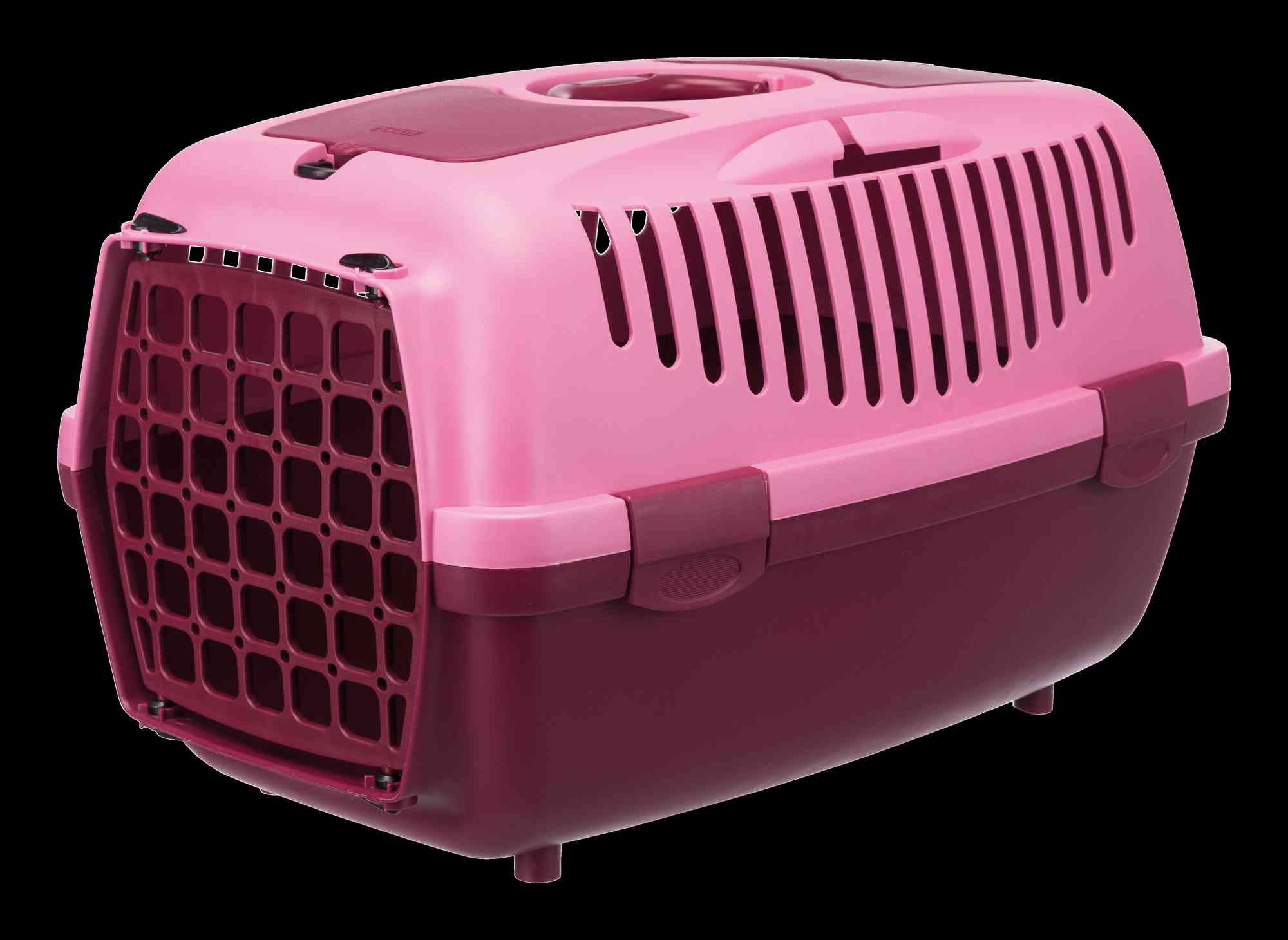 Capri 2 Transport Box S - Pink/Berry