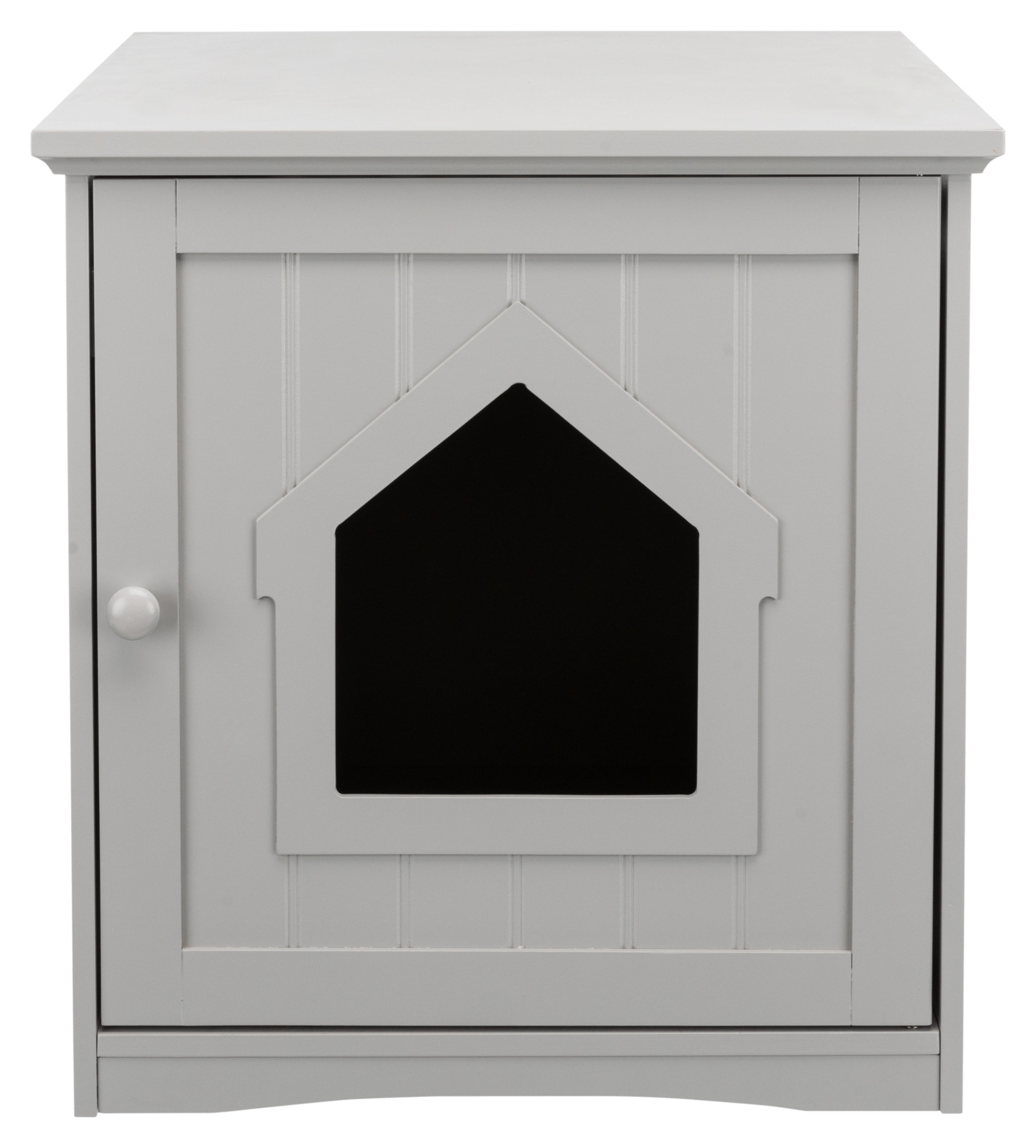 Cat House Toilet - Grey