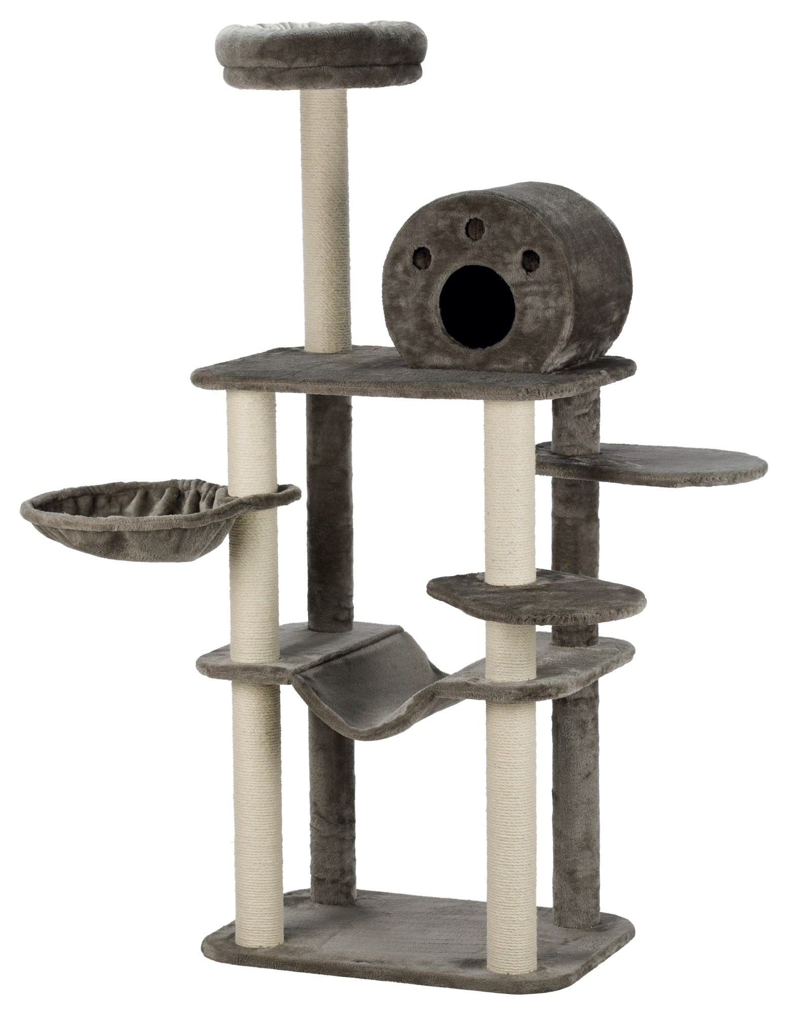 Fabiola Scratching Post - Grey