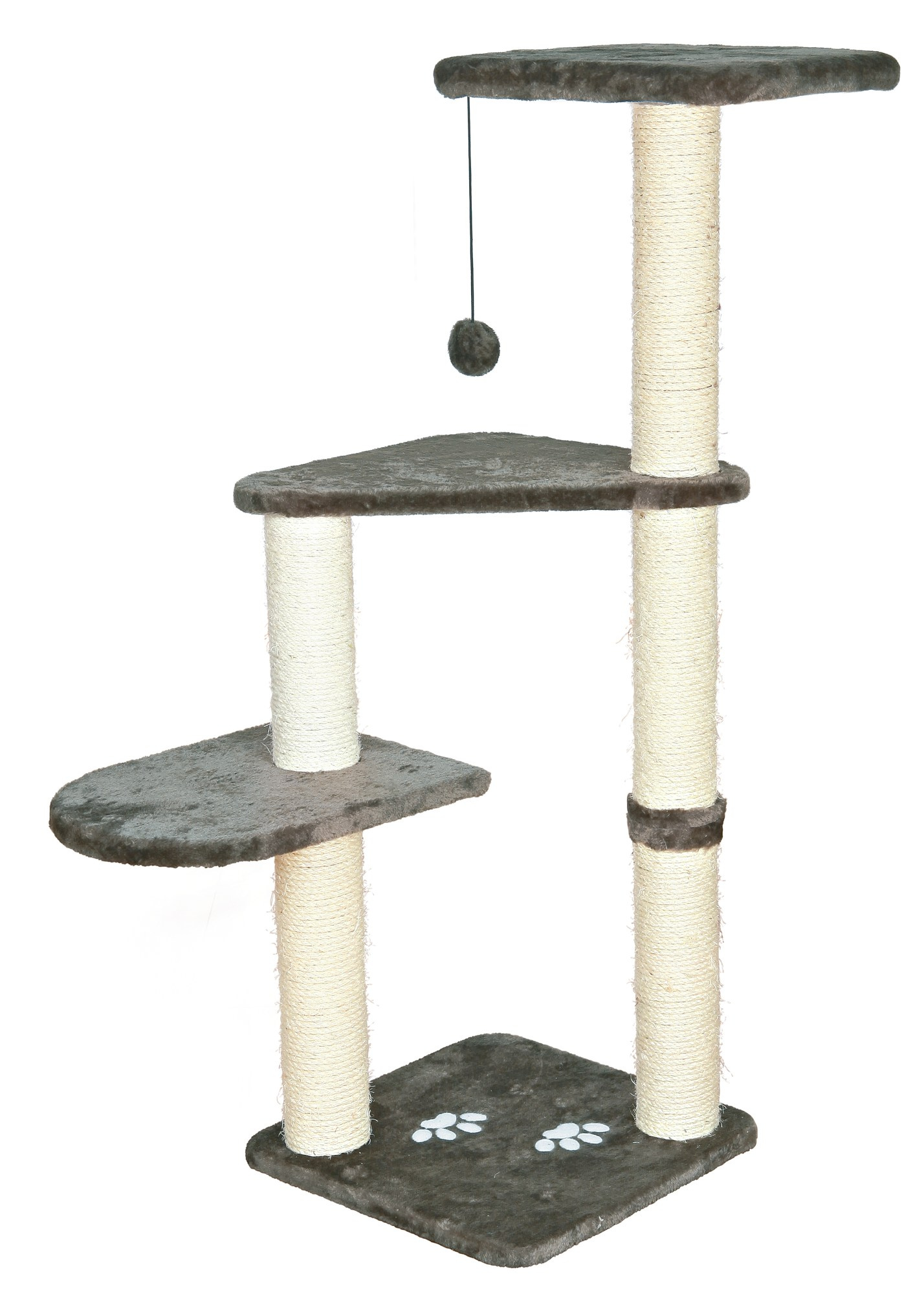 Altea Scratching Post - Platinum Grey