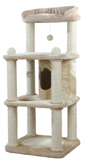Belinda Scratching Post - Beige